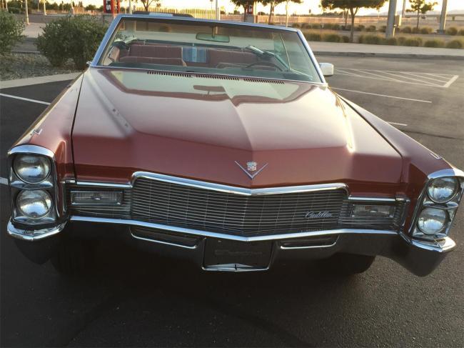 1968 Cadillac Coupe DeVille - Coupe DeVille (5)