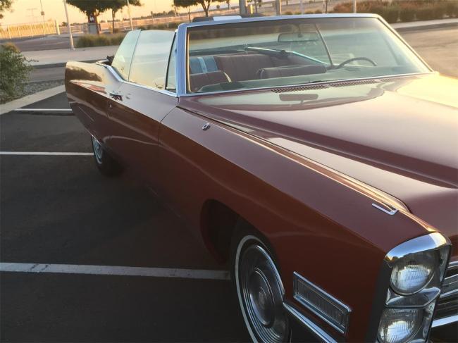 1968 Cadillac Coupe DeVille - Arizona (10)