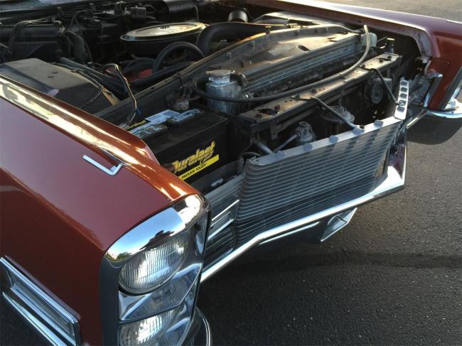 1968 Cadillac Coupe DeVille - Automatic (21)
