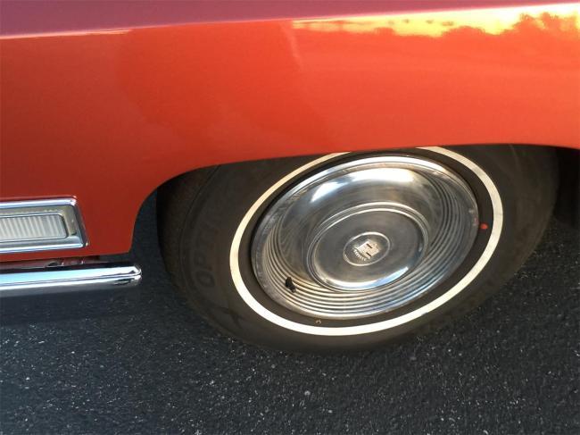 1968 Cadillac Coupe DeVille - Arizona (15)