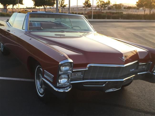 1968 Cadillac Coupe DeVille - Coupe DeVille (3)