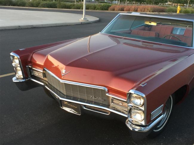 1968 Cadillac Coupe DeVille - Coupe DeVille (6)
