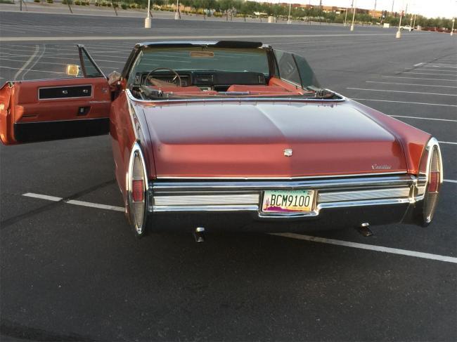 1968 Cadillac Coupe DeVille - 1968 (7)