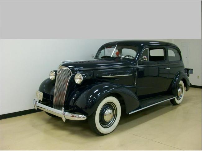 1937 Chevrolet Deluxe in Oswego, Illinois