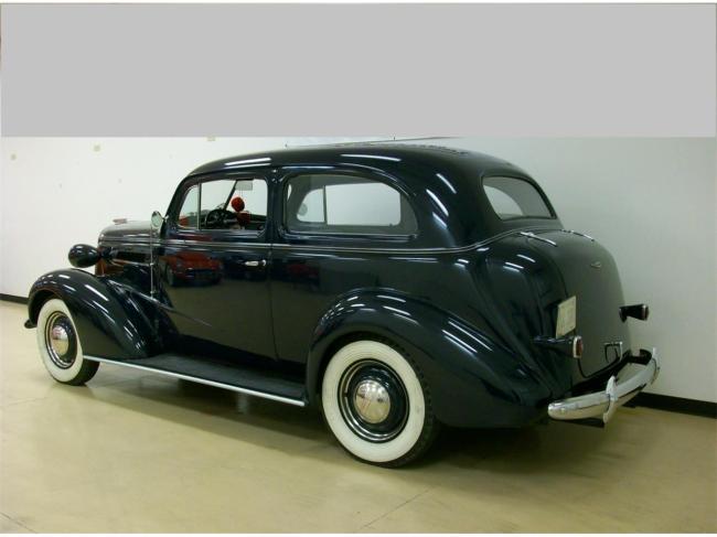 1937 Chevrolet Deluxe - Manual (1)