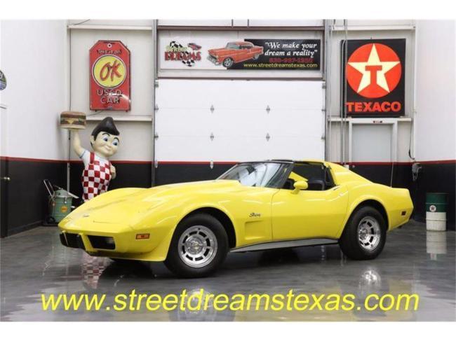 1977 Chevrolet Corvette in Fredericksburg, Texas