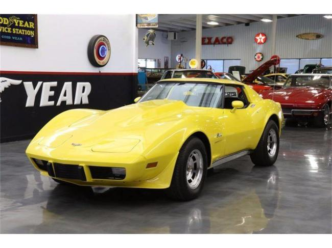 1977 Chevrolet Corvette - Automatic (1)