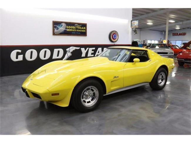 1977 Chevrolet Corvette - Corvette (3)