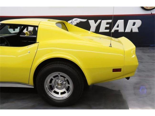 1977 Chevrolet Corvette - Chevrolet (6)