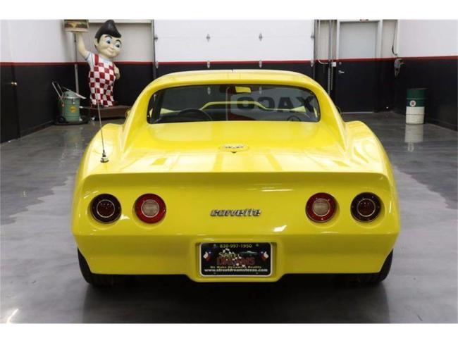 1977 Chevrolet Corvette - Automatic (8)