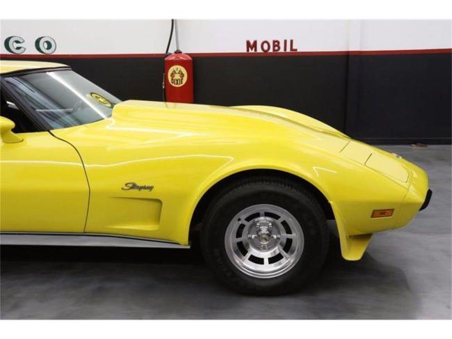1977 Chevrolet Corvette - Chevrolet (12)