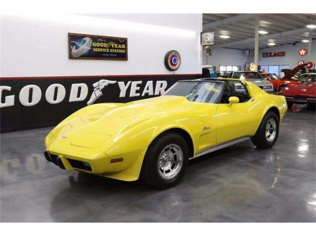 1977 Chevrolet Corvette - 1977 (19)