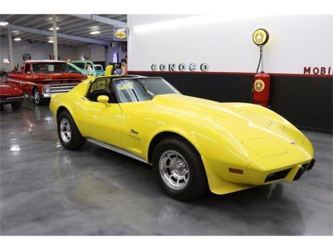 1977 Chevrolet Corvette - Chevrolet (26)