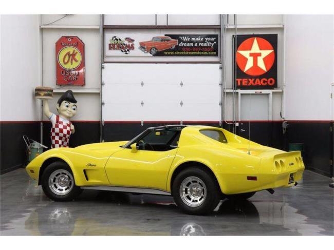 1977 Chevrolet Corvette - Automatic (44)