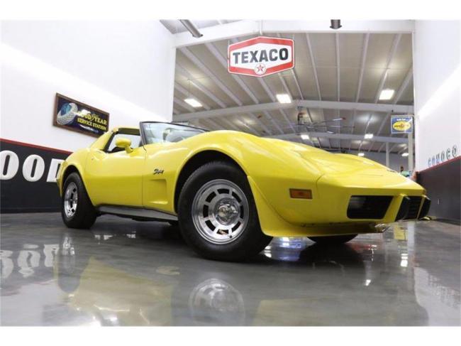 1977 Chevrolet Corvette - Corvette (47)