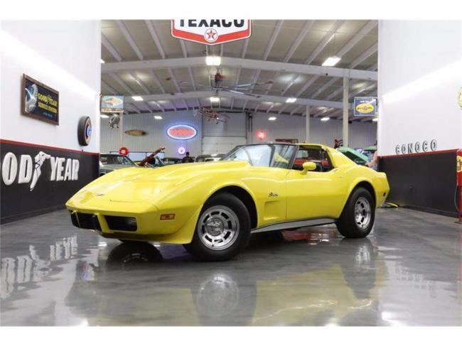 1977 Chevrolet Corvette - Texas (49)