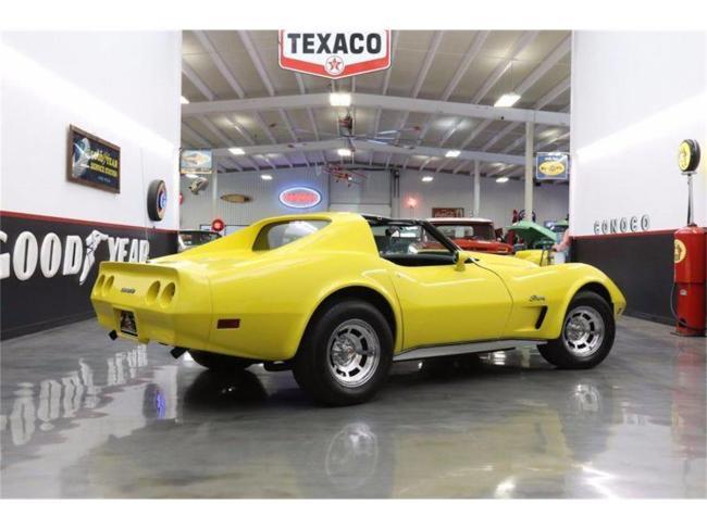 1977 Chevrolet Corvette - Texas (52)