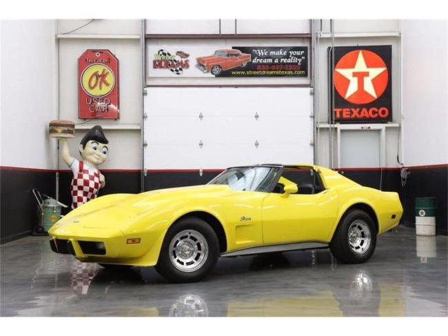 1977 Chevrolet Corvette - Corvette (53)