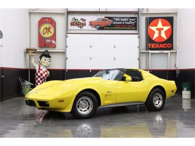 1977 Chevrolet Corvette - Chevrolet (54)
