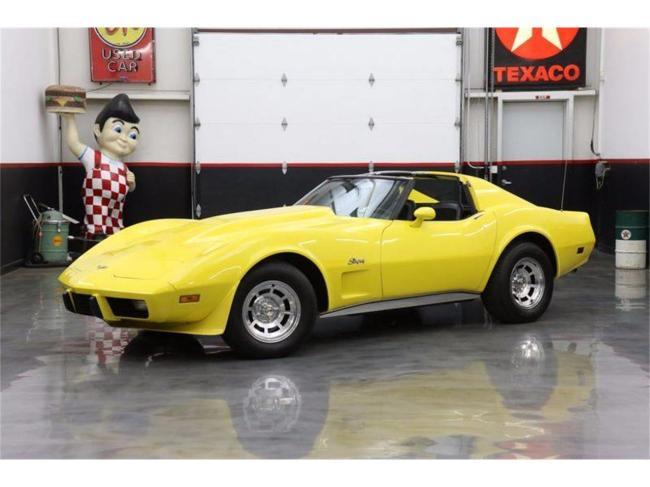 1977 Chevrolet Corvette - Texas (55)