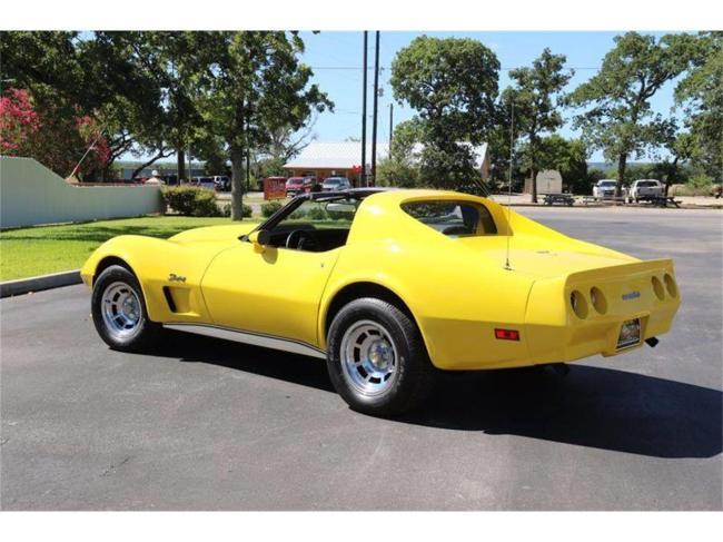 1977 Chevrolet Corvette - Texas (62)
