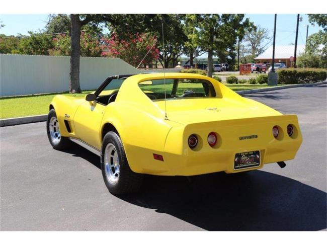1977 Chevrolet Corvette - Corvette (63)