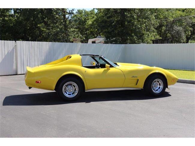 1977 Chevrolet Corvette - Chevrolet (66)
