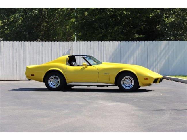 1977 Chevrolet Corvette - 1977 (67)