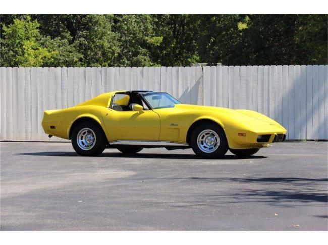 1977 Chevrolet Corvette - Chevrolet (68)