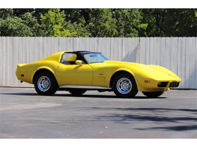 1977 Chevrolet Corvette - 1977 (70)