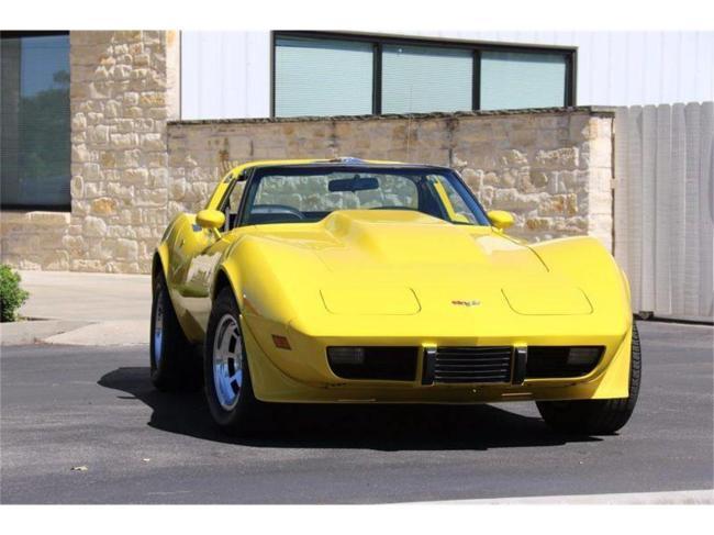 1977 Chevrolet Corvette - Chevrolet (72)