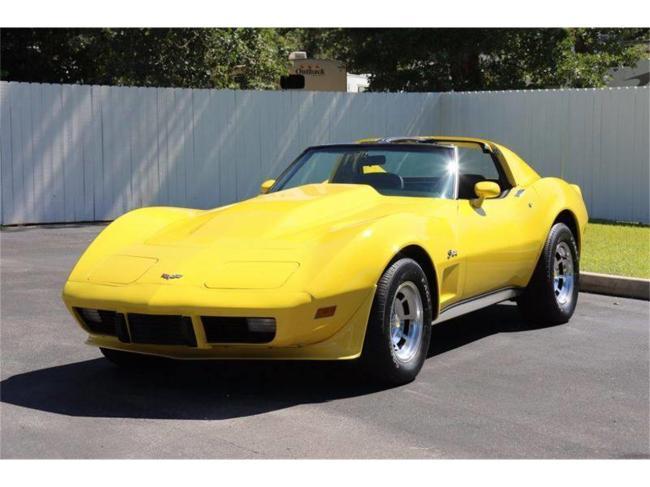 1977 Chevrolet Corvette - Chevrolet (73)