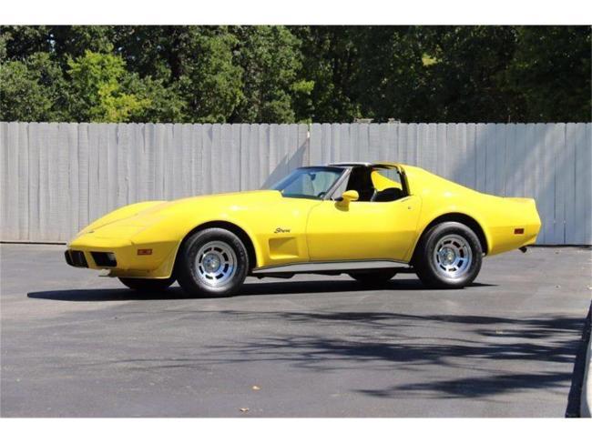 1977 Chevrolet Corvette - Automatic (75)