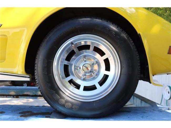1977 Chevrolet Corvette - Chevrolet (89)