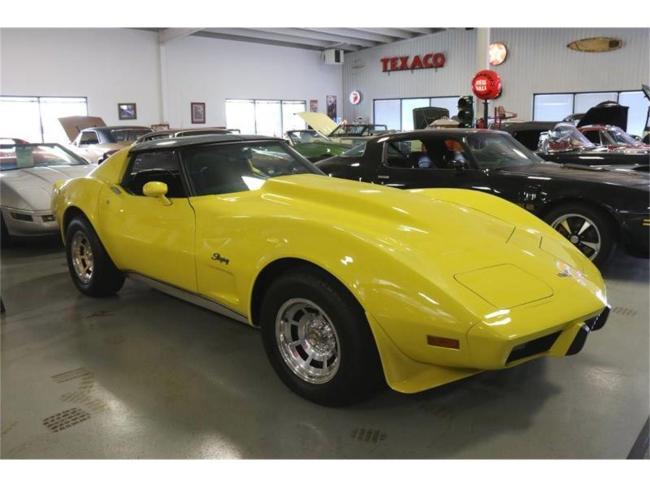 1977 Chevrolet Corvette - Automatic (90)