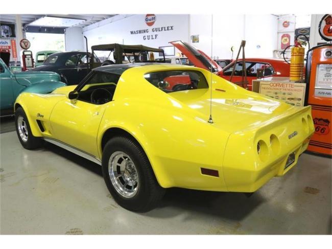 1977 Chevrolet Corvette - Automatic (95)