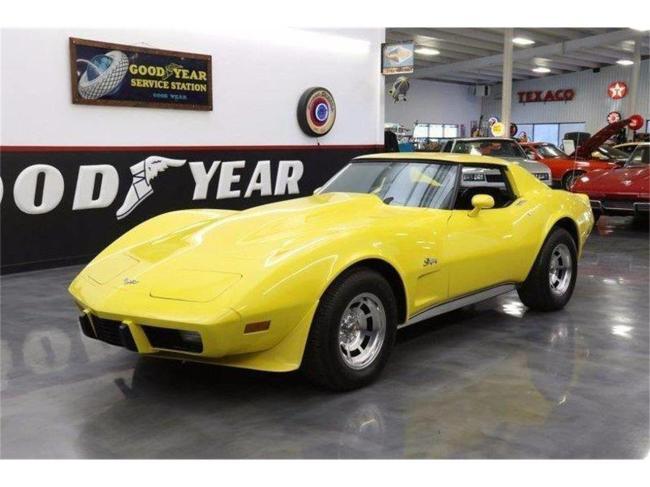 1977 Chevrolet Corvette - Chevrolet (98)