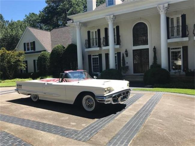 1960 Ford Thunderbird in Marietta, Georgia
