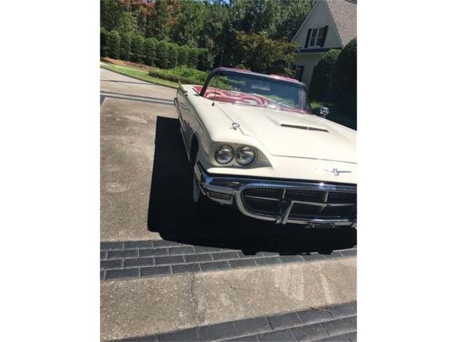 1960 Ford Thunderbird - Thunderbird (1)