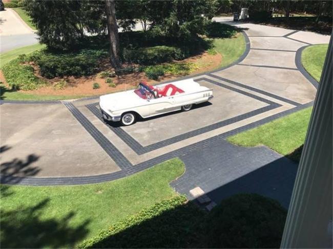 1960 Ford Thunderbird - Georgia (2)