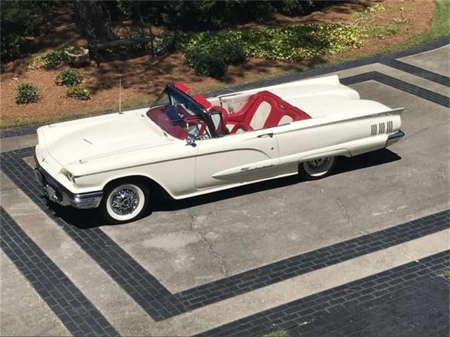 1960 Ford Thunderbird - Georgia (4)