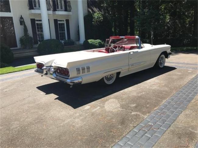 1960 Ford Thunderbird - Ford (9)