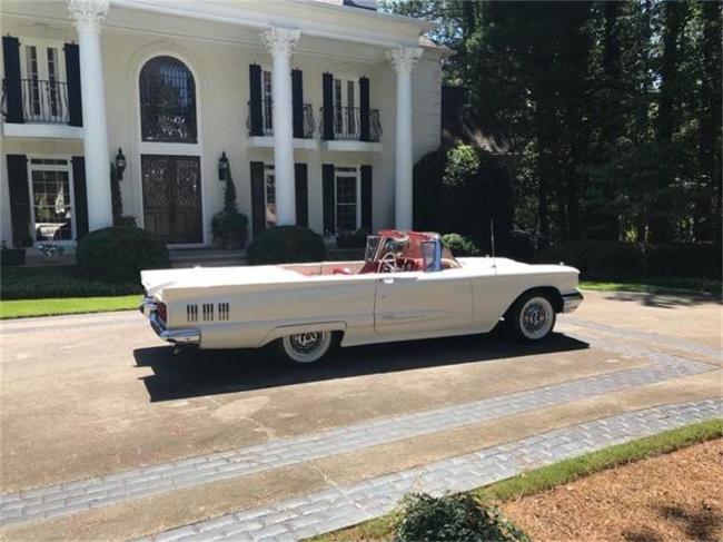 1960 Ford Thunderbird - Thunderbird (10)