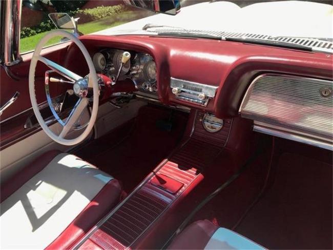 1960 Ford Thunderbird - Ford (14)