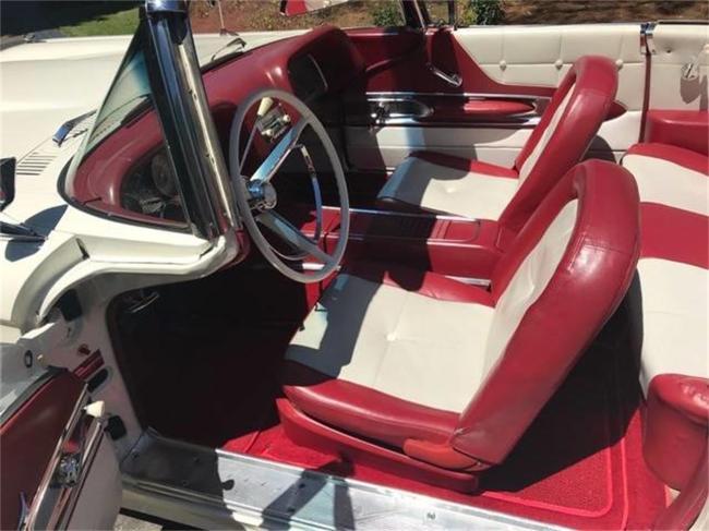 1960 Ford Thunderbird - Georgia (21)