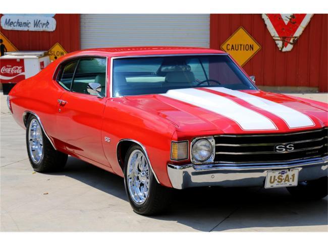 1972 Chevrolet Malibu - 1972 (3)