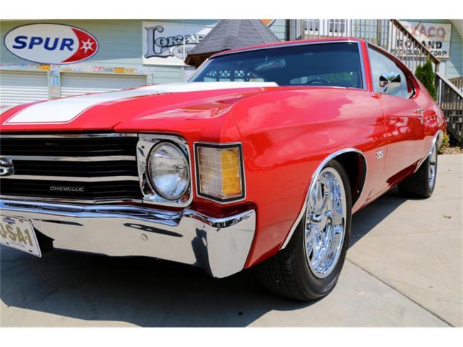1972 Chevrolet Malibu - Tennessee (12)