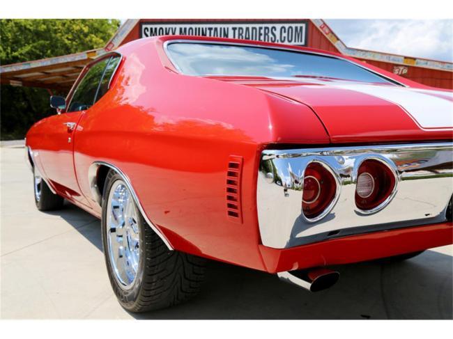1972 Chevrolet Malibu - Automatic (18)