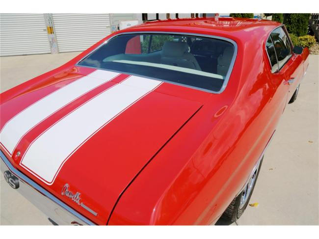 1972 Chevrolet Malibu - Automatic (24)