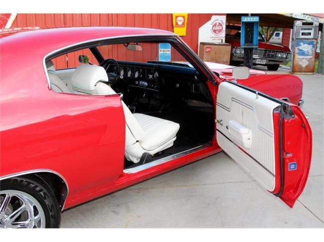 1972 Chevrolet Malibu - Tennessee (29)